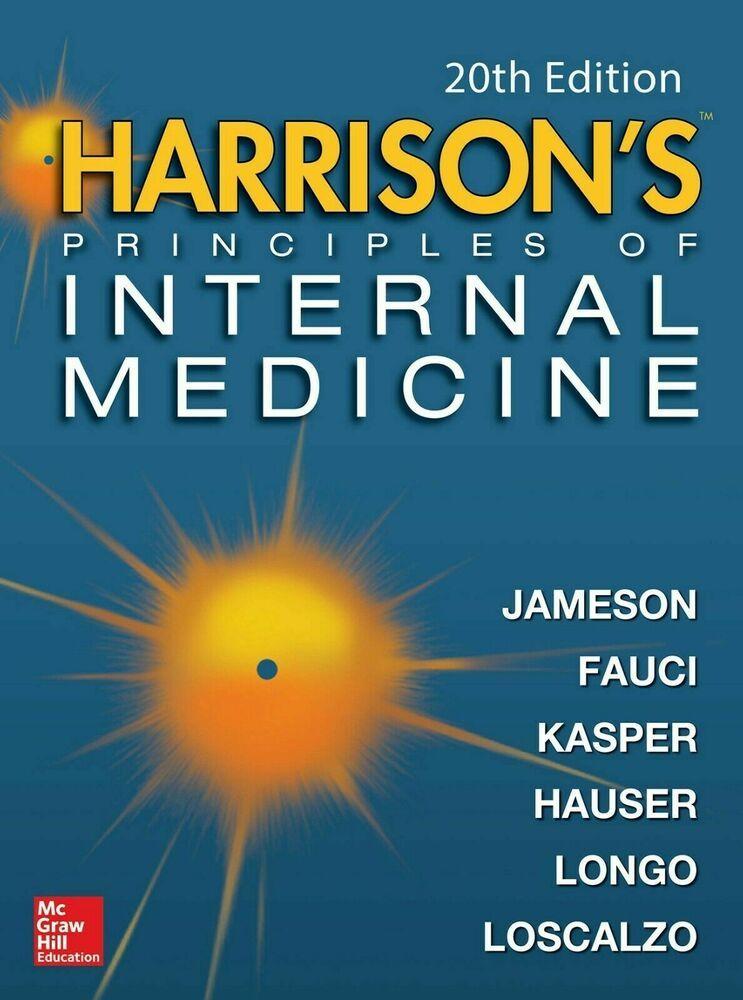 Harrison's Principles of Internal Medicine (Volume 1 & 2) 1