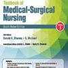 Brunner and Suddarth's Textbook of Medical-Surgical Nursing  2 Vols. Set
