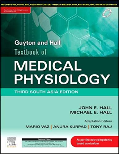 Guyton And Hall Textbook Of Medical Physiology 3rd SAE 2020