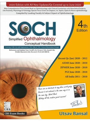 SOCH: Simplified Ophthalmology Conceptual Handbook