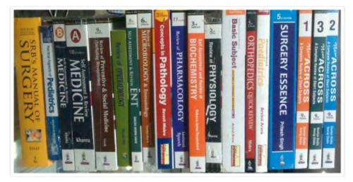 medicine book for mbbs